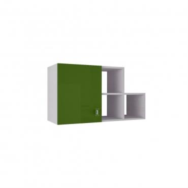 Sistem Pinochio - corp suspendat 1 ușă verde