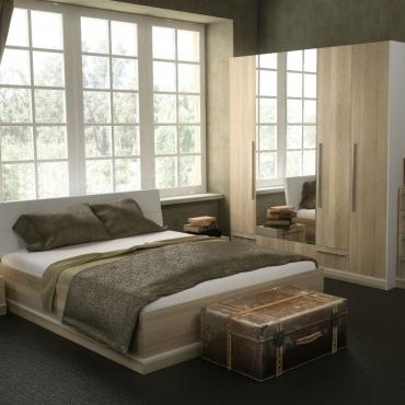 Amenajare dormitor 5D - Dante
