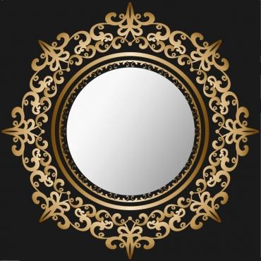 Oglindă cu print P19
