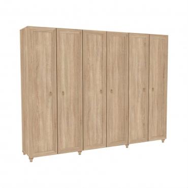 Dormitor Hera - Dulap D6 stejar Bardolino