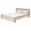 Dormitor Practic - Pat 1600 stejar natur