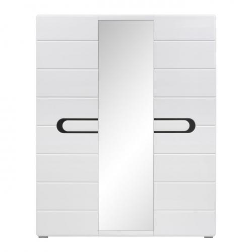 Dormitor Byron - Dulap trei uși SZF2D1L/21/17 casarusu.ro 2021