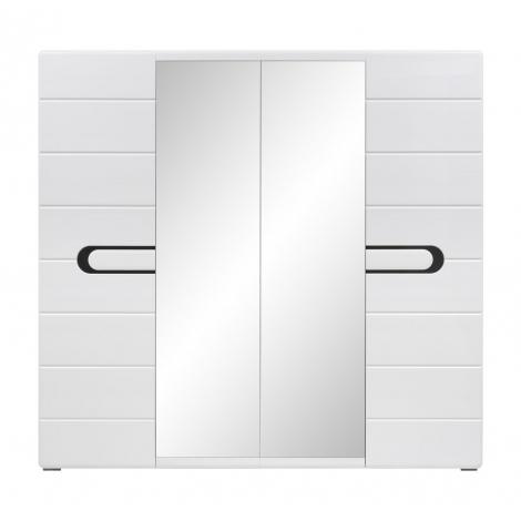 Dormitor Byron - Dulap patru uși SZF2D2L/21/22