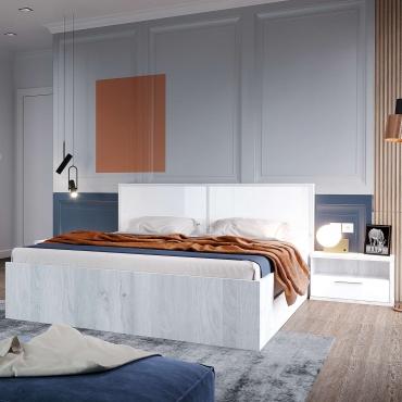 Dormitor Mont Blanc
