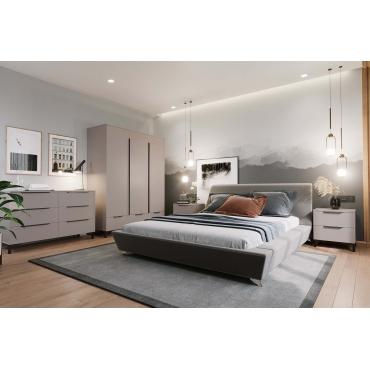 Dormitor Damien - Amenajare