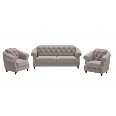 Set canapea si 2 fotolii - Melinda 311