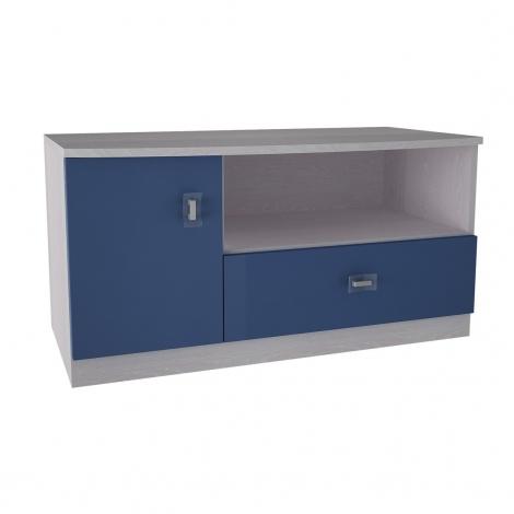 Sistem Pinochio - comoda TV albastru