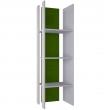 Sistem Pinochio - etajera verde