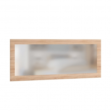 Oglindă stejar pentru living Bardolino, 1500 mm - Atena