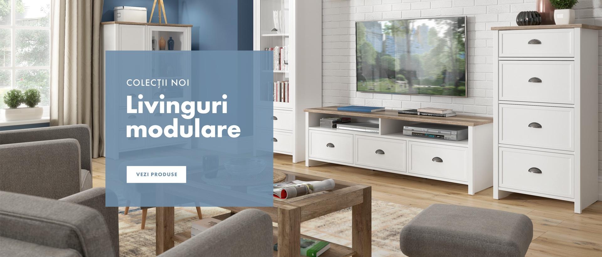 Colecții noi - Livinguri modulare