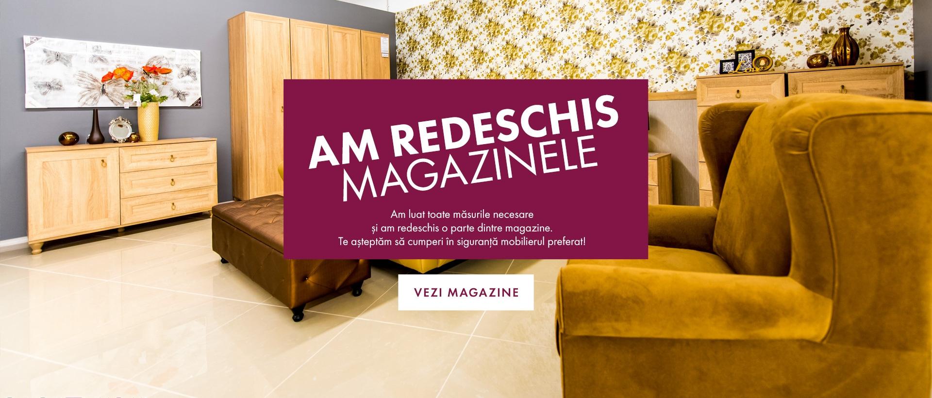 Magazine deschise
